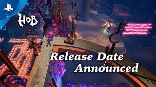 Hob - Release Date Announcement Trailer | PS4
