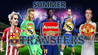 LATEST FOOTBALL TRANSFER NEWS AND RUMOURS 2018||SUMMER TRANSFERS 2018.