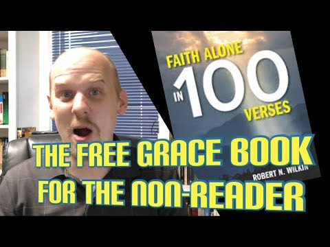 Faith Alone in 100 Verses Book Review