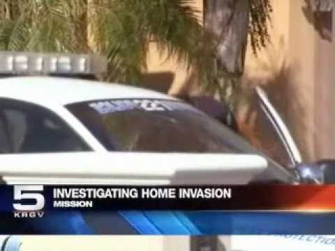 Second Home Invasion by a Trio in Mission, Texas April 12 2011