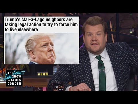 Trump May Not Be Welcome at Mar-a-Lago