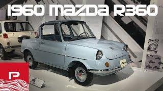 1960 Mazda R360 KRBB (Petersen Auto Museum)