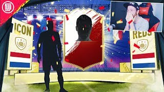 INSANE ICON PACKS & 86+ FUT CHAMPS UPGRADE PACKS!!! - FIFA 20 Ultimate Team Pack Opening