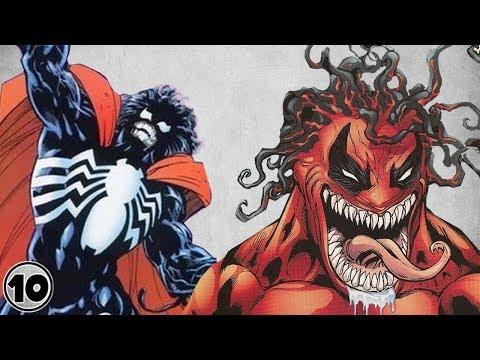 Top 10 Venom Dumbest Moments