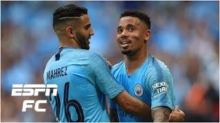 Man City thump Watford 6-0: Riyad Mahrez & Gabriel Jesus' post-match thoughts | FA Cup