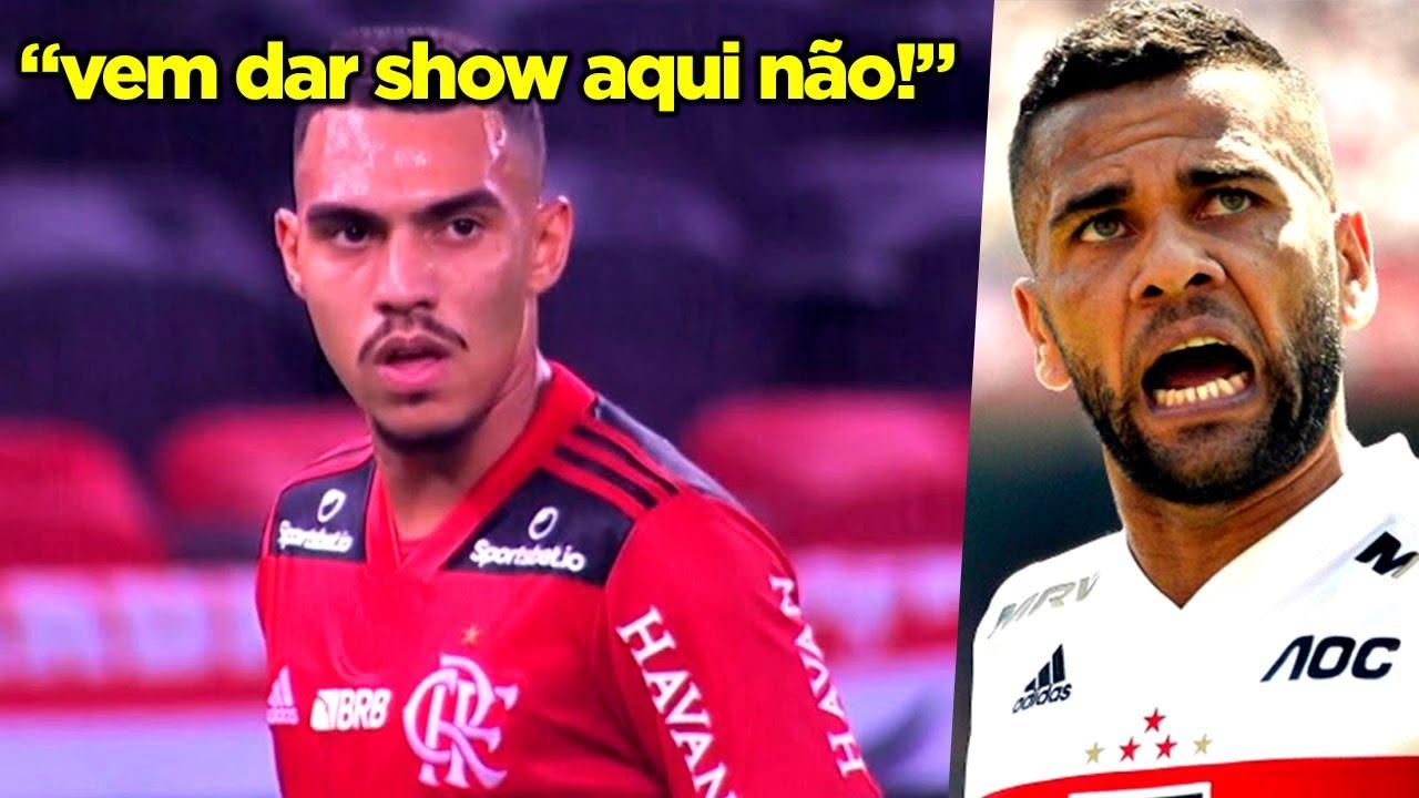 QUEM PRECISA DE DANIEL ALVES COM MATHEUZINHO??!! MATHEUZINHO É O FUTURO DO FLA!!