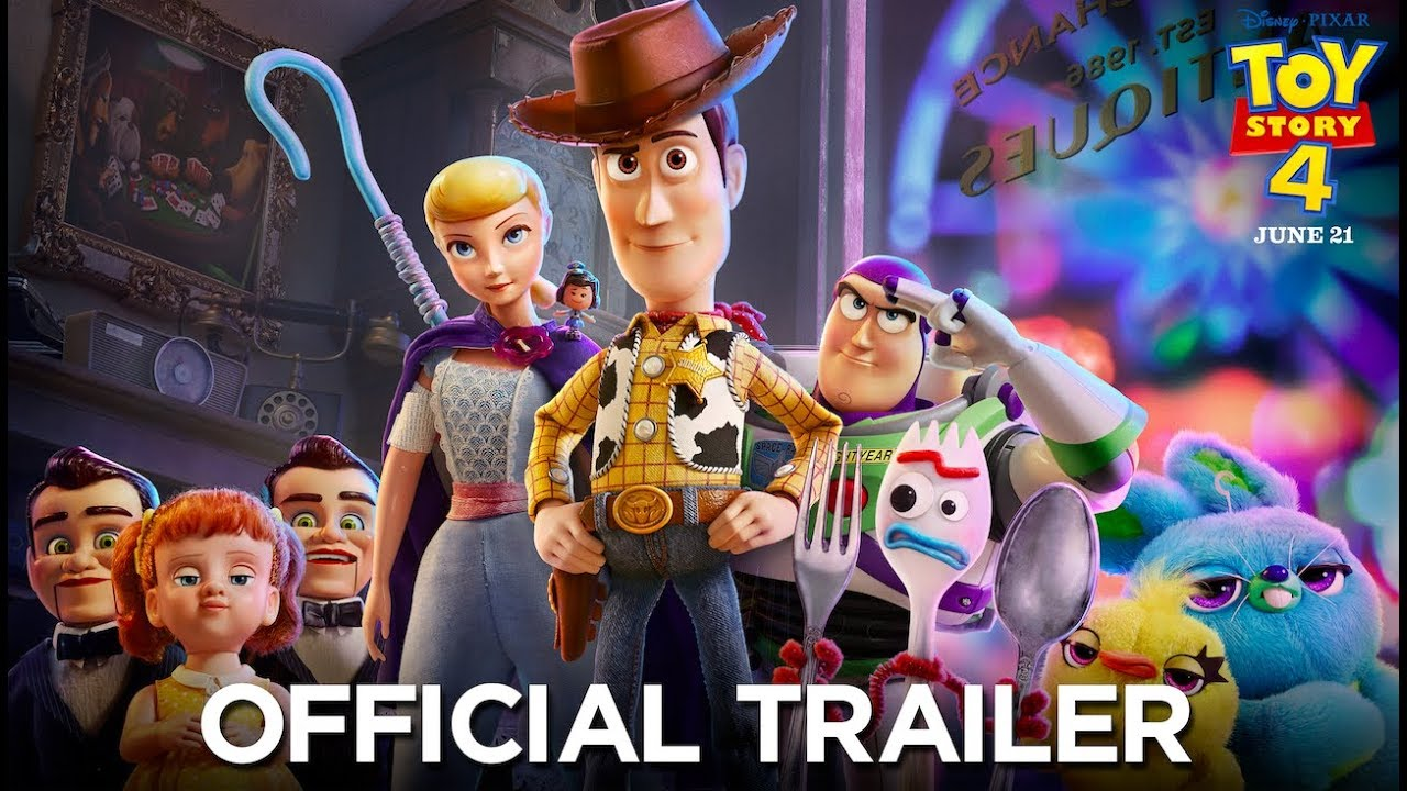 Toy Story 4 | Official Traileris