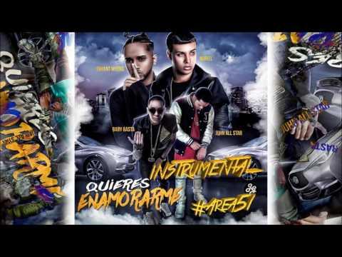 Instrumental / Quieres Enamorarme / Noriel ft. Bryant Myers, Juhn, Baby Rasta