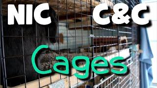 Basic's To Storage Grid Nic, C&c Rabbit Cages