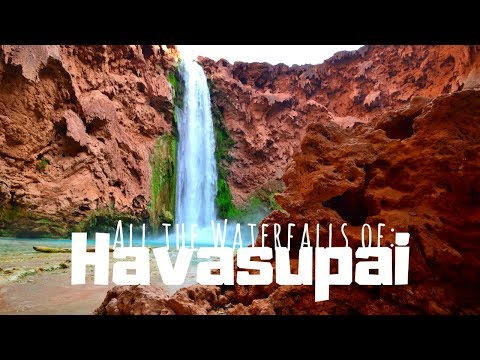 Hiking To Havasu Falls Map - Best Route Getting To Grand ... on map of meteor crater, map of shoshone falls, map of grand canyon region, map of utah, map of havasu falls, map of monument valley, map of mooney falls, map of canyon de chelly,