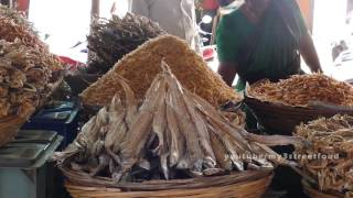 South India's bigges Dry fish Market | All Types of Dry Fishes