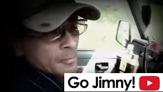 We held a Farewell Jimny Camp for Taka, who wears a cap in the movi...