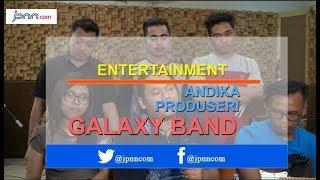 Punya Kemiripan Kisah Pahit, Andika Kangen Band jadi Produser Gallaxy Band - JPNN.COM