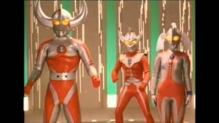 Ultraman Taro story (Malay Dub) - part 2 end