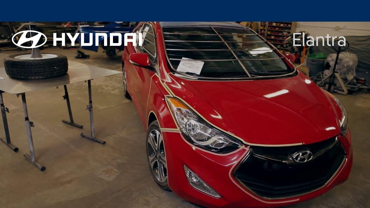 Making Of The Elantra Coupe Ze Build Hyundai