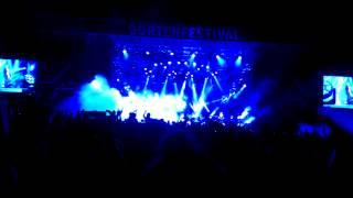 Gurten Festival 2015 Faithless live Insomnia