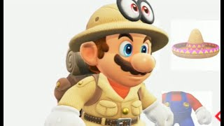 Super Mario Odyssey: Wooded Kingdom Gameplay - E3 2017