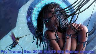 Psy Trance Goa 2019 Vol 59 Mix Master volume