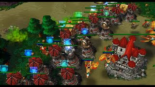 Warcraft 3 (Hard): Curse of the Blood Elves 02 - A Dark Covenant