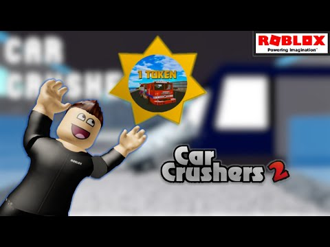 Car Crusher 2 | 1 Token & X2 Funny Moments!!!