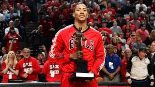 Derrick Rose - Best Plays of His MVP Season