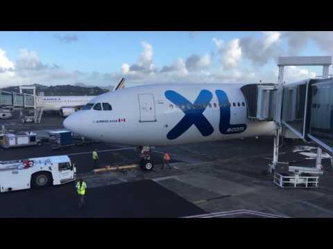 [XL Airways] A330-300 Martinique ⇒ Paris CDG (Take-off)
