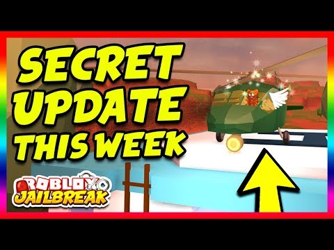 Roblox Jailbreak SECRET UPDATE THIS WEEKEND! NEW MILITARY HELICOPTER! | 🔴 Roblox Jailbreak LIVE