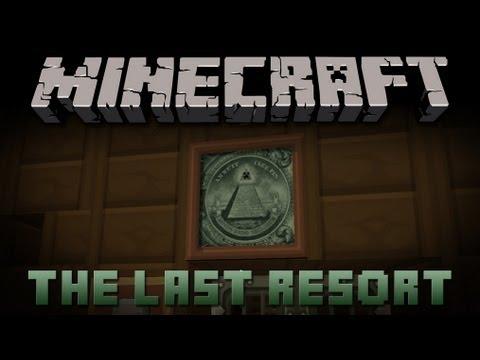 Max Has Banana Armor (Minecraft: The Last Resort)