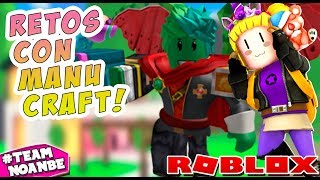 Wow! What will we find out? Adopt Me Roblox in Spanish with Manucraft