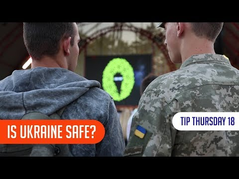 Is Ukraine SAFE to travel to?