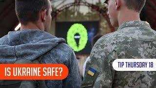 Is Ukraine SAFE to travel to?