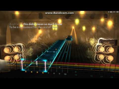 Rocksmith 2014 CDLC: A Day to Remember - Monument (Rhythm)