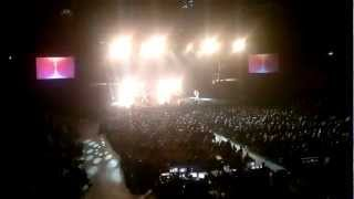 DJ Bobo live Ratiopharm Arena Somebody Dance with me 09.12.11