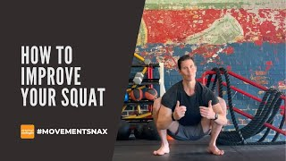 How to Improve Your Squat