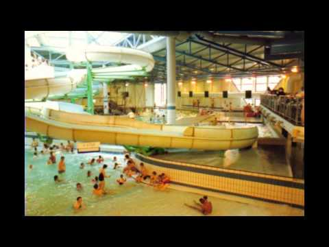 Butlins Skegness Beech Club Fun Splash And Outdoor Fun Pool In The 1990s Youtube