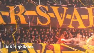 Kalmar-AIK 0-1 | SMGULD!!!