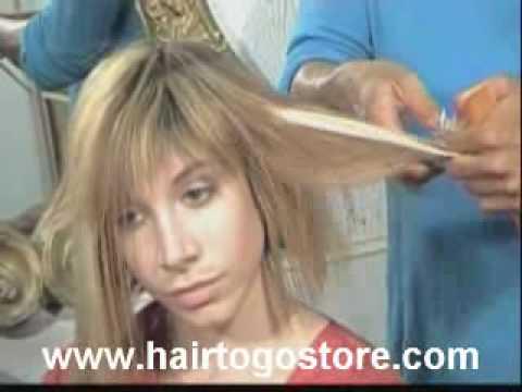 bob haircut pt. 1