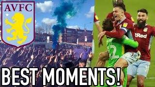 TOP 10 ASTON VILLA MOMENTS/GAMES FROM RECENT YEARS!