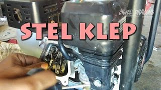 Video Cara Setel Stel Klep Mesin OHV Honda GX 160 GX 200 download MP3, 3GP, MP4, WEBM, AVI, FLV Mei 2018
