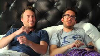 Jake and Amir: Hotel Room