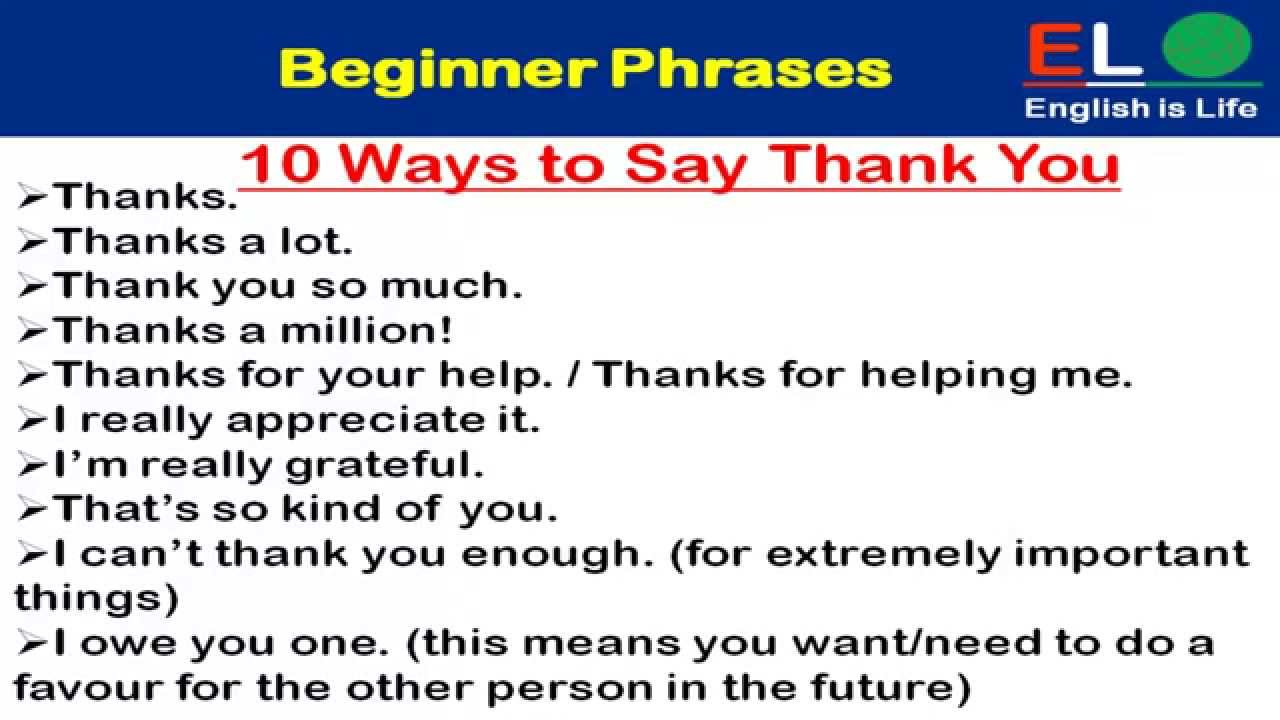 Most Common English Phrases Pdf