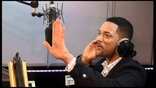 Will Smith talks Aliens at The White House