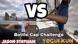 #BottleCapChallenge - 😎Soy-Yogui