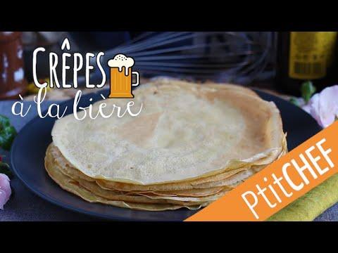 recette-de-crêpes-légères-à-la-bière---ptitchef.com