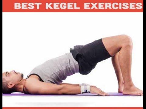 Kegel routine for men