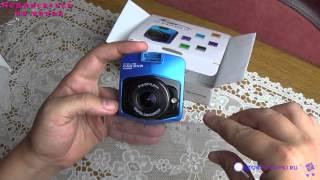 Мини видео регистратор на новом чипе Novatek 96650. Novatek 96650 mini car dvr camera.(, 2015-10-03T07:49:44.000Z)