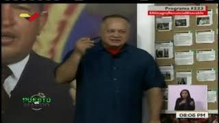Almagro sostuvo su palabra de la opción militar - Puesto de Mando EVTV - 09/20/18 SEG1