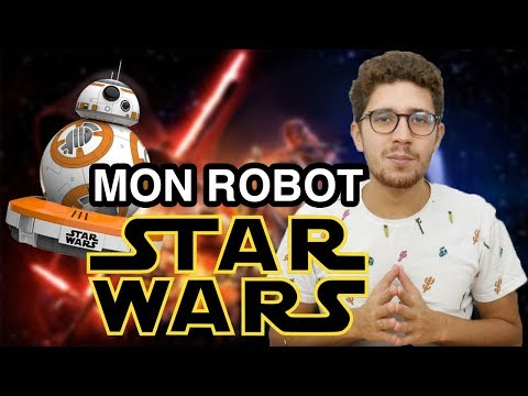 J'AI EU MON ROBOT STAR-WARS - TEST SPHERO BB-8
