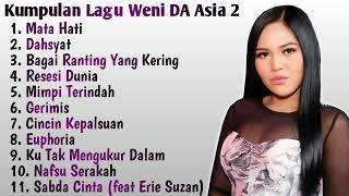 Download Kumpulan Lagu Weni DA Asia 2 ( Part 2 ) Full Album