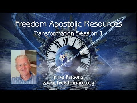 Transformation For The Coming Move Of God 2015